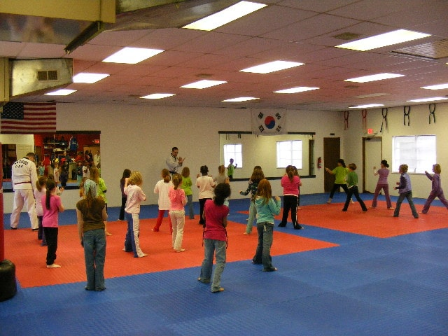 Girl Scouts Martial Arts Warrenton-min