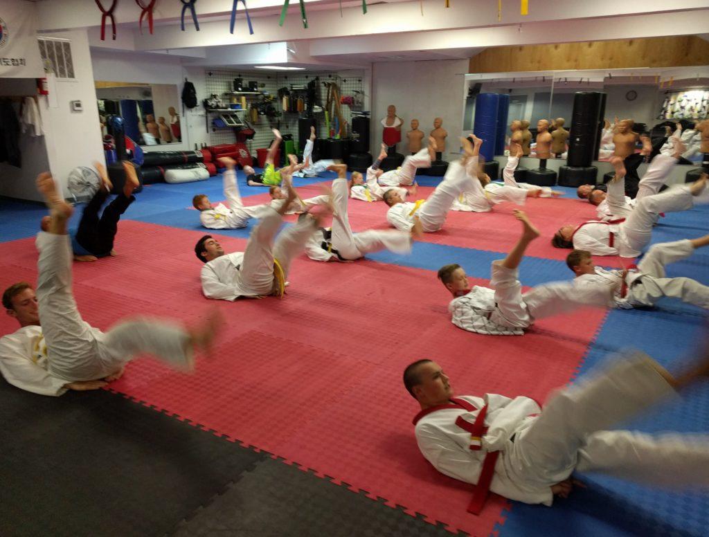 Hapkido Jiu Jitsu Training-min