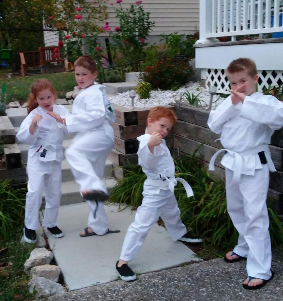 Martial Arts Karate Program-min