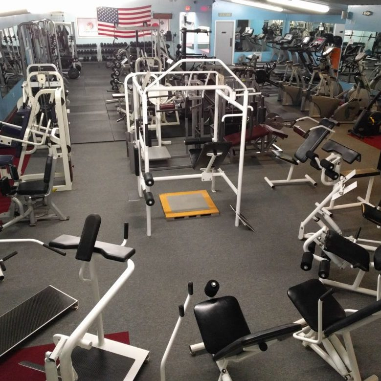 K4 Fitness Warrenton Gym-min